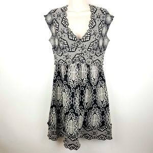 Womens Anthropolgie Knitted & Knotted Dress Size S